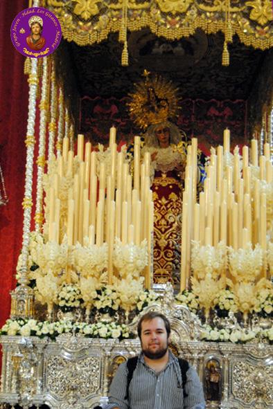 2013 Sevilla XXV aniversario coronacion grupo joven 2