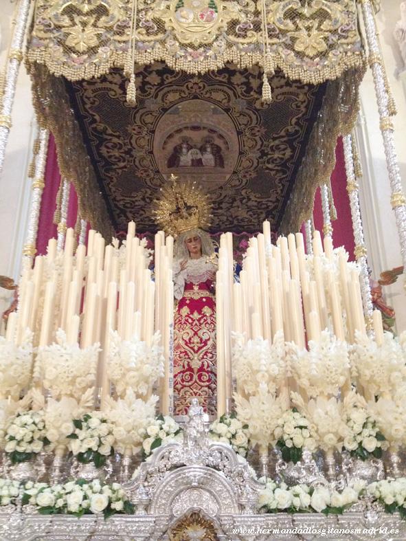 2013 Sevilla XXV aniversario coronacion 01