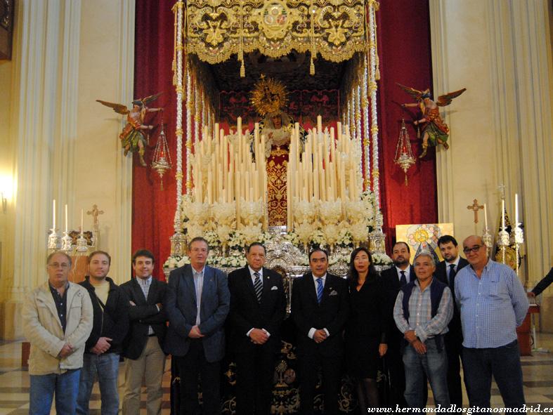 2013 Sevilla XXV aniversario coronacion 02