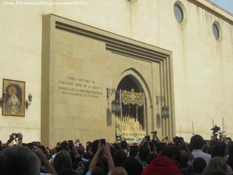2013 Sevilla XXV aniversario coronacion 10