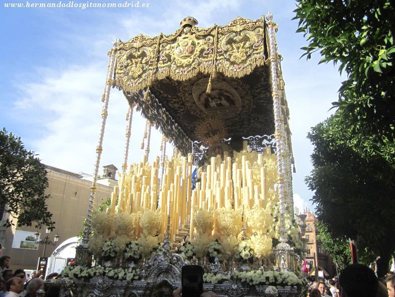 2013 Sevilla XXV aniversario coronacion 13