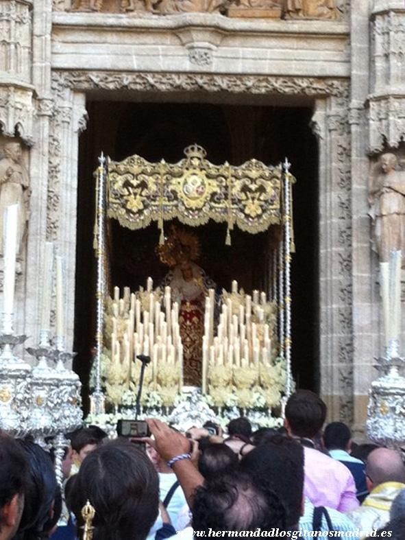 2013 Sevilla XXV aniversario coronacion 14