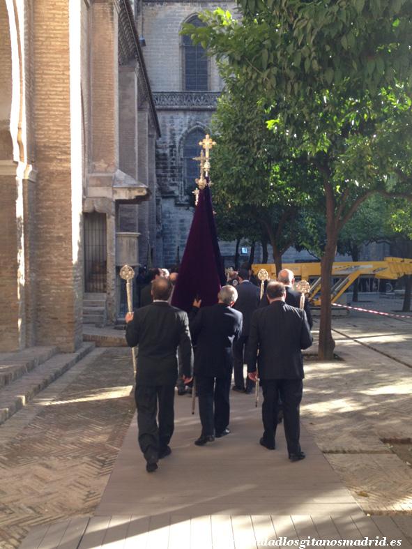 2013 Sevilla XXV aniversario coronacion 23