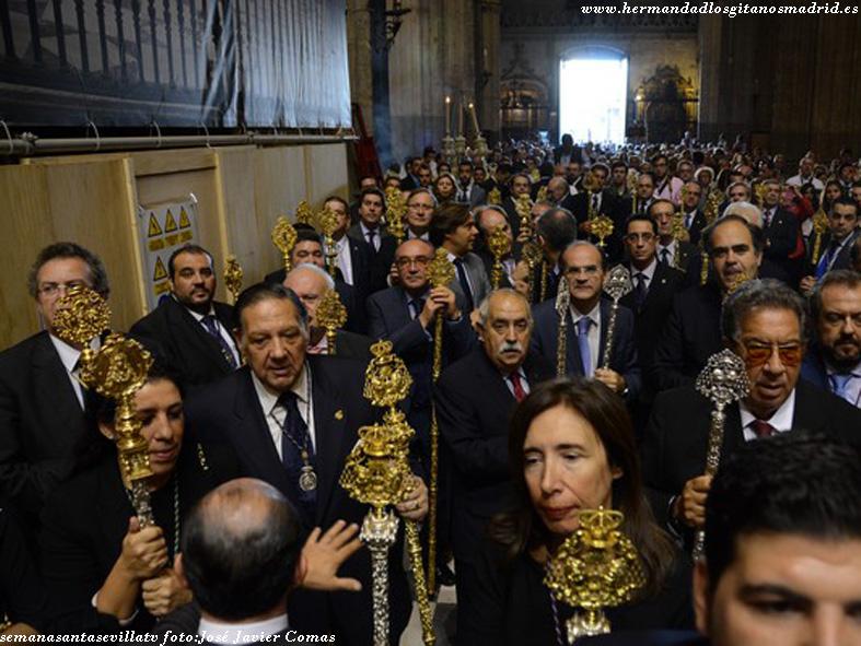 2013 Sevilla XXV aniversario coronacion 24