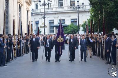 2013 Sevilla XXV aniversario coronacion 28