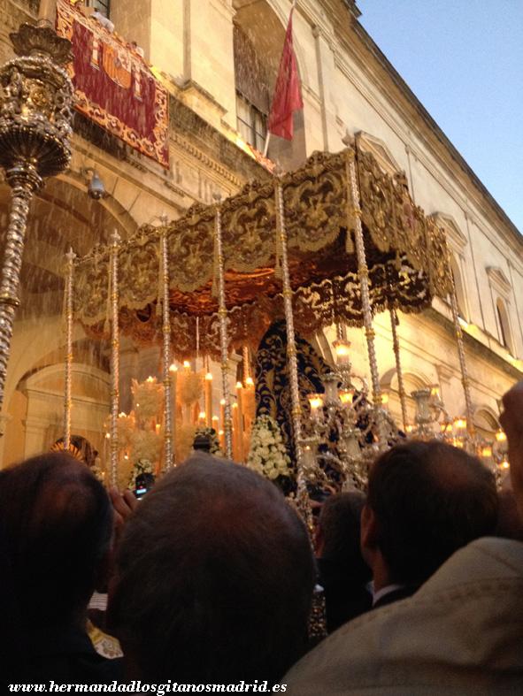 2013 Sevilla XXV aniversario coronacion 30